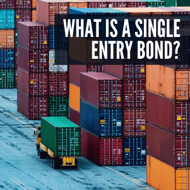 What is a Single Entry Bond