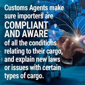 customs agents