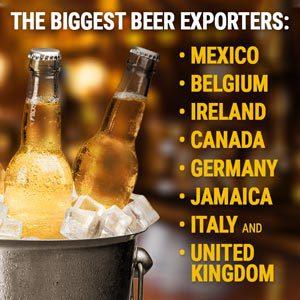 beer exporters