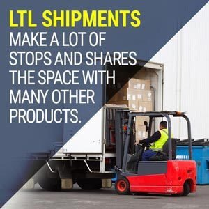 LTL shipments