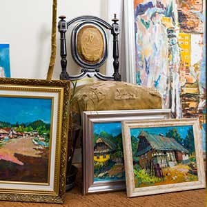 Signs to look for in a trusted artist or dealer