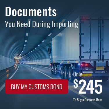 Documents You Need During Importing