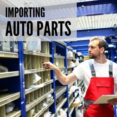 Importing Auto Parts Into the U S  | USA Customs Clearance