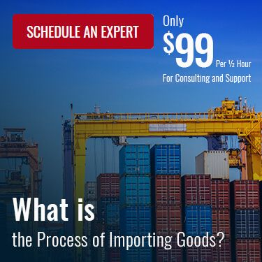 What is the Process of Importing Goods