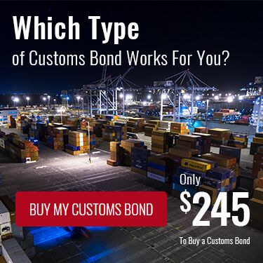 Which Type of Customs Bond Works For You