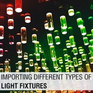 Importing Different Types of Light Fixtures