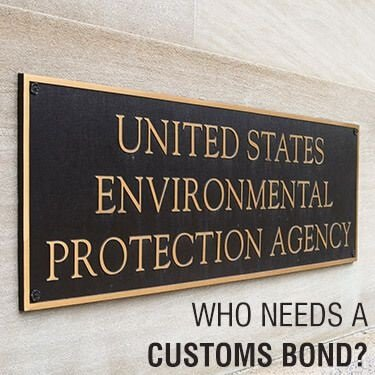 Who Needs a Customs Bond