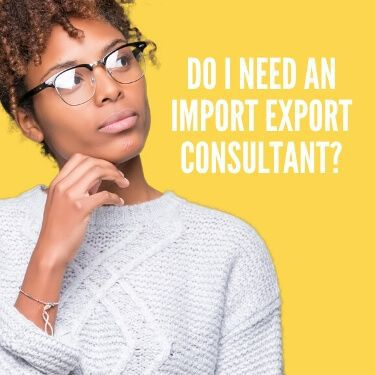 Do I need an Import Export Consult?