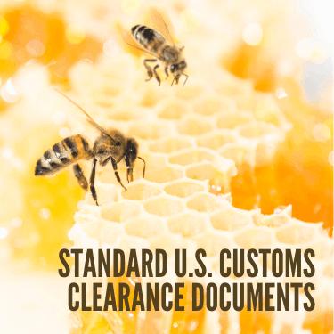 Standard U.S. Customs Clearance Documents