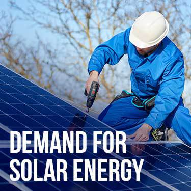 Demand For Solar Energy