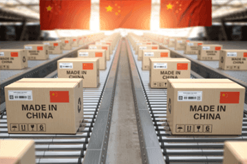 China Manufacturing for Import and Export