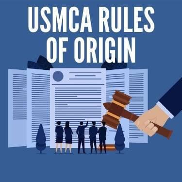 USMCA Rules of Origin